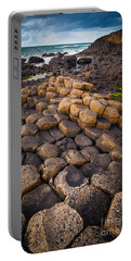 The Giant's Causeway - Rocky Road Portable Battery Charger