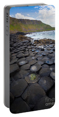 The Giant's Causeway - Staircase Portable Battery Charger