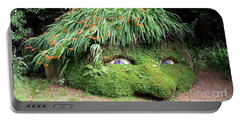 The Giant's Head Heligan Cornwall Portable Battery Charger