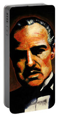 Godfather Portable Battery Charger by Salman Ravish