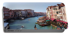 The Grand Canal Venice Oil Effect Portable Battery Charger