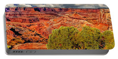 The Grand Canyon Dead Horse Point Portable Battery Charger