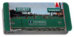 The Green Monster Fenway Park Portable Battery Charger