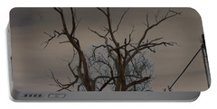 The Haunting Tree Portable Battery Charger by Alys Caviness-Gober