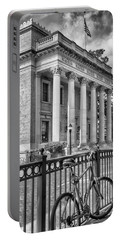 Portable Battery Charger featuring the photograph The Hippodrome Theatre by Howard Salmon