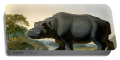 The Hippopotamus, 1804 Portable Battery Charger