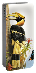 The Hornbill Portable Battery Charger