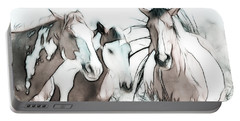 The Horse Club Portable Battery Charger by Athena Mckinzie
