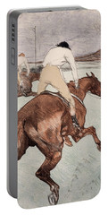 The Jockey Portable Battery Charger