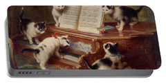 The Kittens Recital Portable Battery Charger
