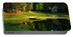 Golf At The Landing #3 In Reynolds Plantation On Lake Oconee Ga Portable Battery Charger
