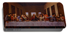 The Last Supper Portable Battery Charger