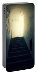 The Light At The Top Of The Stairs Portable Battery Charger