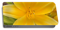 Portable Battery Charger featuring the photograph The Lily From Kentucky by Verana Stark