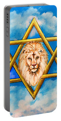 The Lion Of Judah #5 Portable Battery Charger