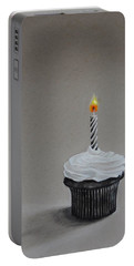 The Loneliest Birthday Ever Portable Battery Charger by Jean Cormier