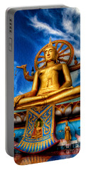 The Lord Buddha Portable Battery Charger