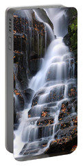 The Magic Of Waterfalls Portable Battery Charger