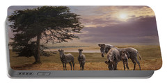 The Mane Event Portable Battery Charger by Melinda Hughes-Berland