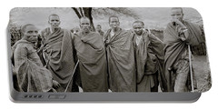The Masai Portable Battery Charger by Shaun Higson