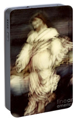 Portable Battery Charger featuring the photograph The Metamorphosis Of A Resurrection    by Michael Hoard