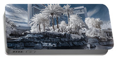 The Mirage In Infrared 2 Portable Battery Charger