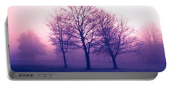 The Mist, England Portable Battery Charger
