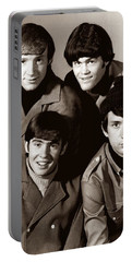 The Monkees 2 Portable Battery Charger