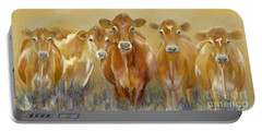 The Morning Moo Portable Battery Charger
