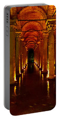 Portable Battery Charger featuring the photograph The Most Romantic Place Of Istanbul by Zafer Gurel