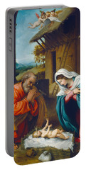 The Nativity 1523 Portable Battery Charger