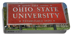 The Ohio State University Portable Battery Charger by David Bearden