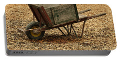 The Old Barn Wagon Portable Battery Charger