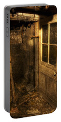 The Old Cellar Door Portable Battery Charger by Dan Stone