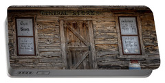 The Old General Store Portable Battery Charger by Doug Long