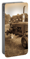 The Old Tractor Portable Battery Charger