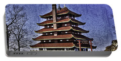 The Pagoda Portable Battery Charger