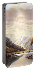 The Path Of Life Portable Battery Charger