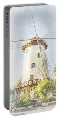 The Penny Royal Windmill Portable Battery Charger