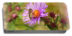 The Pollinator Portable Battery Charger