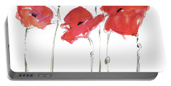 The Poppy Ladies Portable Battery Charger