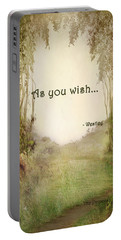 The Princess Bride - As You Wish Portable Battery Charger