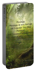 The Princess Bride - Mawage Portable Battery Charger by Paulette B Wright