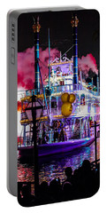 The Mark Twain Disneyland Steamboat  Portable Battery Charger
