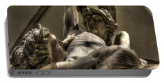 The Rape Of Polyxena Portable Battery Charger