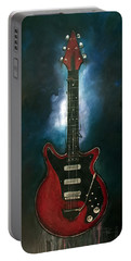 The Red Special Portable Battery Charger