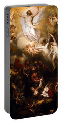 The Resurrection Portable Battery Charger by Munir Alawi