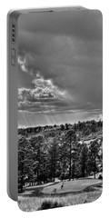 Portable Battery Charger featuring the photograph The Ridge Golf Course by Ron White