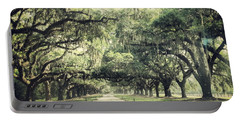 The Road From Boone Hall Portable Battery Charger