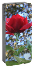 The Rose And Bud Portable Battery Charger